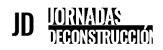 Logo Jornadas Deconstrucción